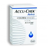 Accu-Chek Aviva 2 Level Glucose Control Solution