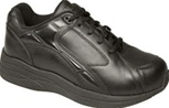 Women's Athletic Diabetic Shoe by Drew - Motion