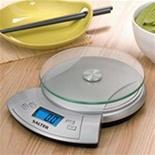 Salter Glass Kitchen Scale - 1038SVDR