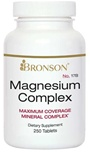 Nutritional Supplement Magnesium Complex 300mg For Energy Production  By Bronson – 17A