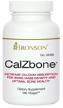 Nutritional Supplement CalZbone  For Joint Support By Bronson – 269A
