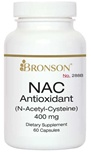 Nutritional Supplement NAC for Immune Support By Bronson – 288A