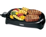 Hamilton Beach Indoor/Outdoor Grill - 31605A
