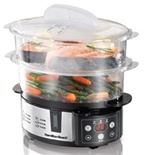 Digital Food Steamer by Hamilton Beach  - 37537