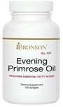 Nutritional Supplement Evening Primrose Oil 500mg for Diabetic Neuropathy By Bronson – 427