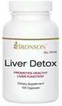 Nutritional Supplement Liver Detox For Boosts Energy Levels By Bronson – 533A