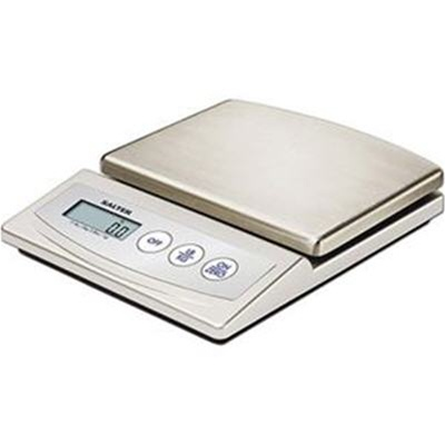 Salter Electronic Kitchen Scale   6055SSDR