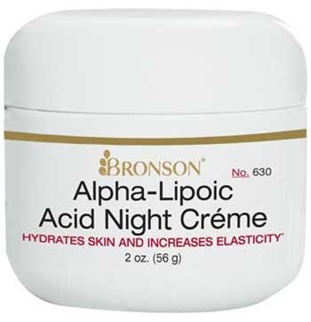 This dick Alpha lipoic acid and facial peel legs