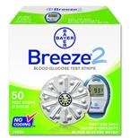 Diabetes Test Discs - Breeze2
