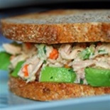 Diabetic sandwich recipes for apple tuna