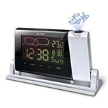 Color Changing Projector Clock - BAR339PA
