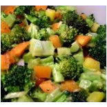 Broccoli Mandarin Orange Salad