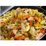 Diabetes recipes for Chicken Ratatouille
