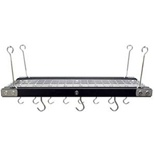 Range Kleen Stainless Steel Hanging Pot Rack - CW6007