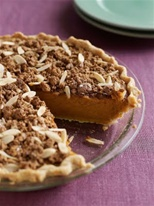 Diabetes recipes for Crunchy Pumpkin Pie