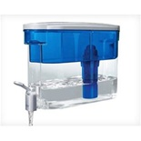 PUR two stage water dispenser