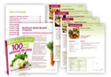 100 Must Have Veggie  Recipes - E-Book