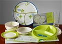 FOCUS Extended Portion Control Kit, Porcelain – 5 Place Setting (1cs of 5kits)