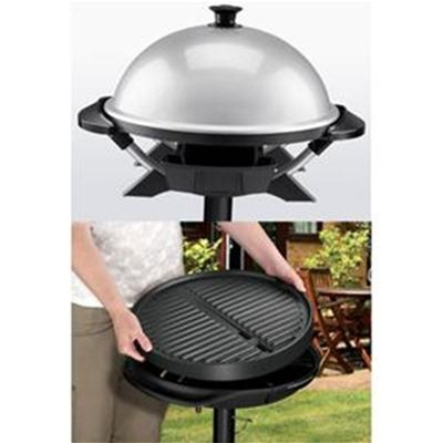 George Foreman Indoor/Outdoor Electric Grill - You save $10.02!