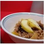 Golden Apple Oatmeal