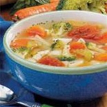 Grandma's Chicken Vegetable Soup