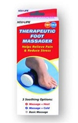 Health Enterprises  Therapeutic Foot Massager - HEI400708