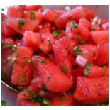 Hot and Sweet Watermelon