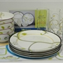 LIFE-style Portion Control Dinnerware System - 4 Place Settings