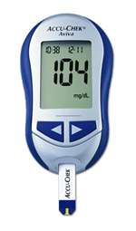 Aviva Blood Glucose Monitoring System by Accu-Chek