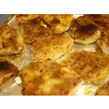 Diabetes recipes for oven-fried fish