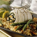 Diabetes recipes for spinach stuffed sole