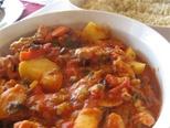 Springtime Chicken Stew
