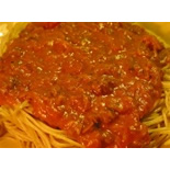 Diabetes recipes for vegetarian spaghetti sauce