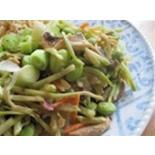 Vegetarian Stir Fry with Edamame